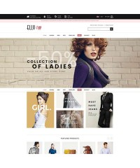 Elly-Multipurpose Responsive Opencart Theme