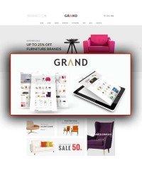 Grand-Responsive Furniture Opencart Theme