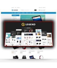 Legend-Multipurpose Responsive Opencart Theme