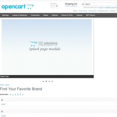 Скачать Nivo Slider Full Options на сайте rus-opencart.info