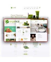 Organica - Opencart Theme