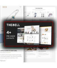 Thebell-Multipurpose Responsive Opencart Theme