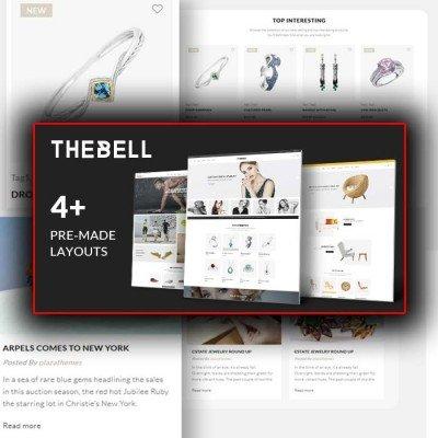 Скачать Thebell-Multipurpose Responsive Opencart Theme на сайте rus-opencart.info