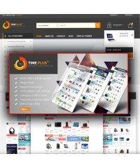 TimePlus-Mega Store Responsive Opencart Theme