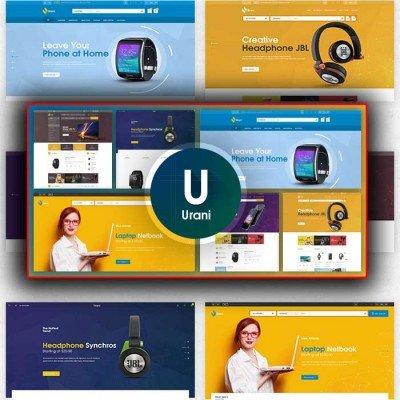Скачать Urani-Multipurpose Responsive Opencart Theme на сайте rus-opencart.info