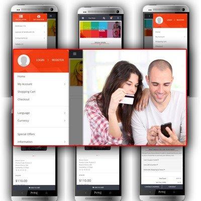 Скачать Android Store, Магазин Андроид на сайте rus-opencart.info