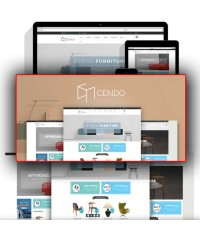 Cendo-Responsive Opencart Furniture Theme