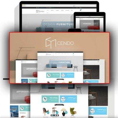 Скачать Cendo-Responsive Opencart Furniture Theme на сайте rus-opencart.info