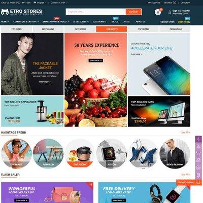 Скачать EtroStore-Premium Multipurpose Digital OpenCart Theme на сайте rus-opencart.info