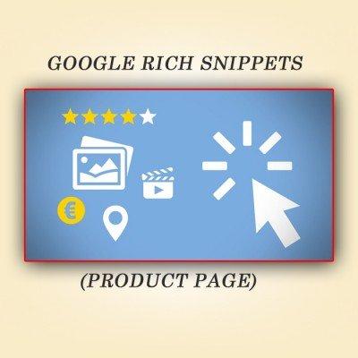 Скачать Google Rich Snippets (Product Page) на сайте rus-opencart.info