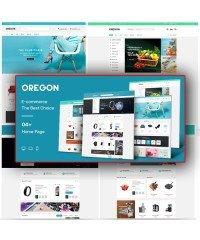 Oregon-Responsive Opencart Theme