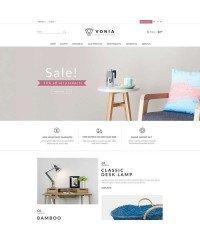 Vonia-Multipurpose Responsive Opencart Theme