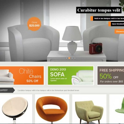 Скачать Pav Decor Responsive Opencart Theme на сайте rus-opencart.info