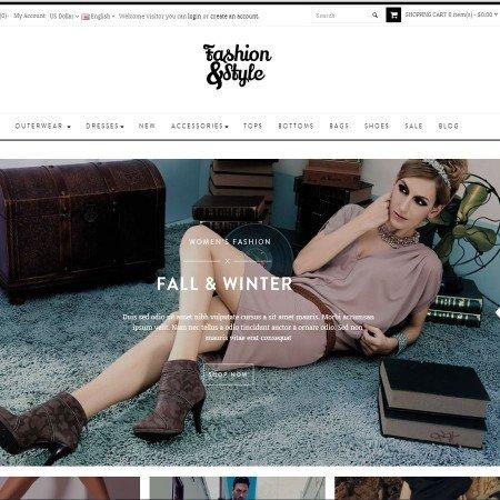 Скачать Pav Fashion Responsive Opencart Theme на сайте rus-opencart.info