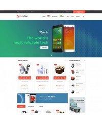 Pav ClickShop responsive Opencart theme