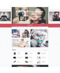 Pav FotoStore Responsive Opencart Theme