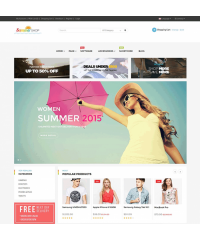 Pav SummerShop Responsive Opencart Theme