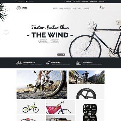 Скачать Pav Wind Online Store на сайте rus-opencart.info