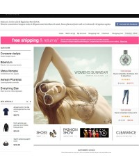Fashion Mall OpenCart Theme - RoeDok