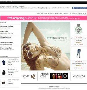 Скачать Fashion Mall OpenCart Theme - RoeDok на сайте rus-opencart.info