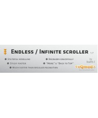 Product Endless Scroller | Infinite Scrolling