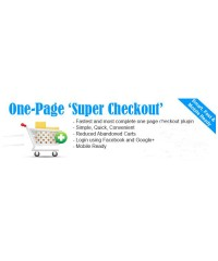 One Page Super Quick Checkout 1-Page Checkout
