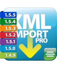 Импорт XML PRO, XML Import PRO