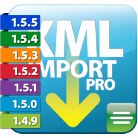 Скачать Импорт XML PRO, XML Import PRO на сайте rus-opencart.info