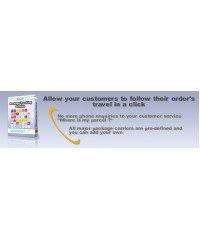 Package Tracking Service, Пакет отслеживания отгрузки