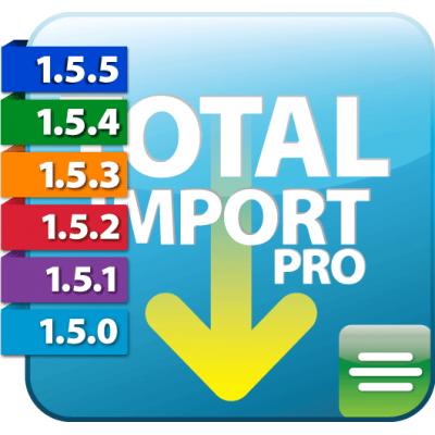 Скачать Total Import PRO на сайте rus-opencart.info