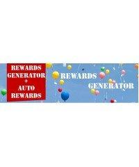 rewards generator, генератор наград+автоматические награды