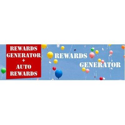 Скачать rewards generator, генератор наград+автоматические награды на сайте rus-opencart.info