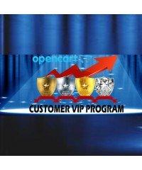 Программа VIP клиентов, Customer VIP Program