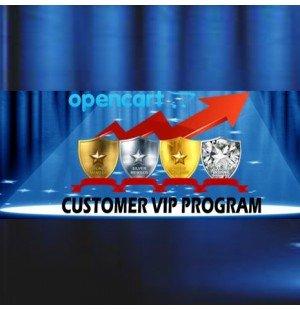 Скачать Программа VIP клиентов, Customer VIP Program на сайте rus-opencart.info