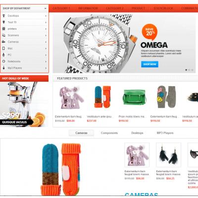 Скачать BossThemes GoMarket - Supermarket OpenCart Theme на сайте rus-opencart.info