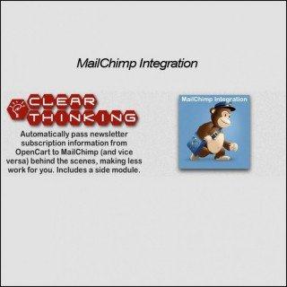 Скачать MailChimp Integration на сайте rus-opencart.info
