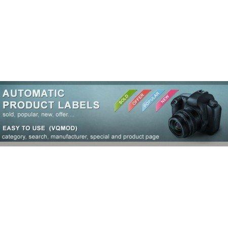Скачать Automatic-stickers, автоматические стикеры на сайте rus-opencart.info