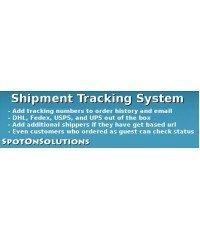 Cистема отслеживания отгрузки, Shipment Tracking 1.5.x