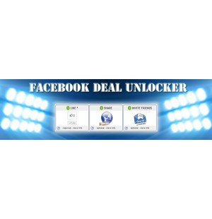 Скачать Facebook Contest (Deal Unlocker) на сайте rus-opencart.info