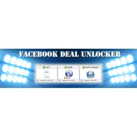 Скачать Facebook Contest (Deal Unlocker) на сайте rus-opencart.info