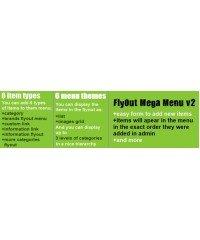 Flyout Mega menu