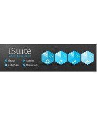 iSuite( iCustomFooter, iColorPicker, iAnalytics и ISearch)