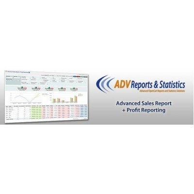 Скачать Отчет о продажах + Отчет о прибыли, Advanced Sales Report + Profit Reporting на сайте rus-opencart.info