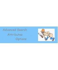 Расширенный поиск по атрибутам, Advanced Search Attributes opencart 1.5.x