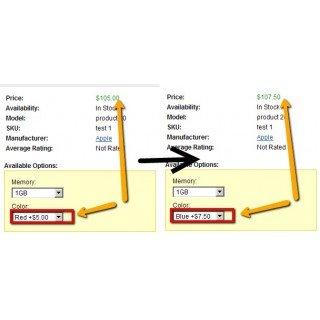 Скачать Option Price Update Redux на сайте rus-opencart.info