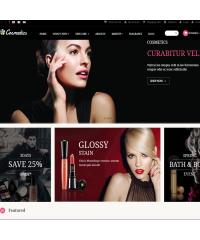 Pav Cosmetics Responsive Opencart Theme
