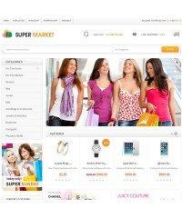 MARKET - Универсальный Шаблон Супермаркета