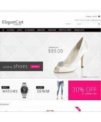 ElegantCart - A Premium, Responsive OpenCart Theme