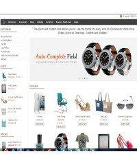Bigshop - Multi-Purpose Responsive OpenCart Theme