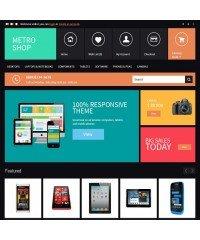 MetroShop - Premium OpenCart theme